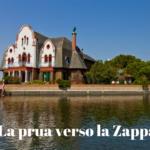 La prua verso la Zappa