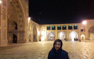 Moschea Kakim: un posto meno frequentato nelle visite turistiche a Isfahan