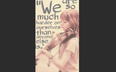 Lindsey Stirling, una fata pop con il violino