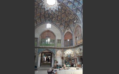 """Il Bazar di Kashan: che tipo di posto è un """"Timce""""?"""