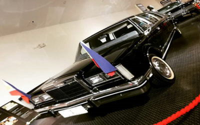 Le auto dei Presidenti delle Filippine ora hanno il loro museo.
