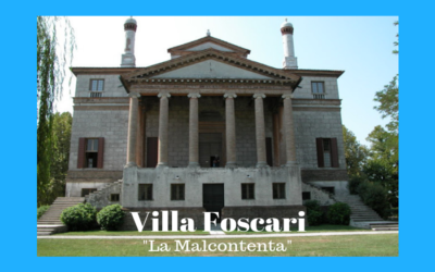 Villa Foscari Malcontenta. La Leggenda.