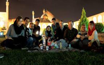 Pic nic all'iraniana