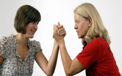 Suocera e nuora: una relazione tra mito è realtà
