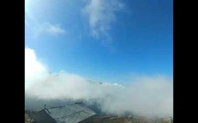 L'oceano di nuvole, viaggiando a Filband!