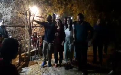 Balliamo insieme la danza curda!