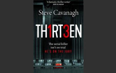 STEVE CAVANAGH – THIRTEEN