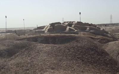 Cosa ci racconta una città sepolta dalla polvere