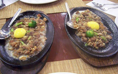 "The Sizzling ""Sisig"""