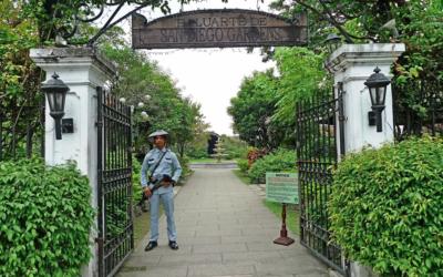 San Diego Gardens, Manila