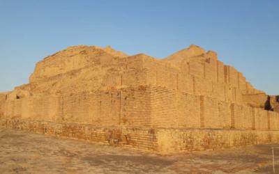 Choqazanbil, anni e anni di preghiera