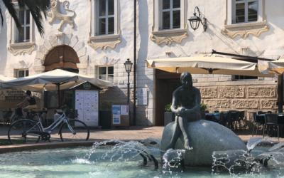 Riva del Garda tra storia e windsurf
