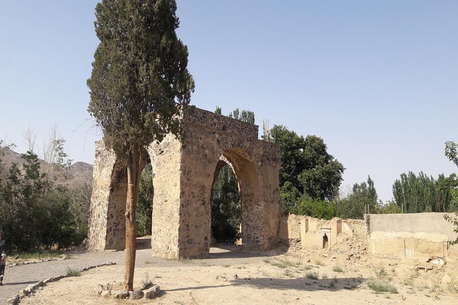 Visitiamo insieme il Chahartaq Sasanide