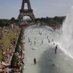 Ondata di caldo: Parigi brucia!