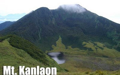 Mt. Kanlaon