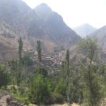 Quando una parte dei nomadi Bakhtiyari hanno deciso di stabilizzarsi un po'.