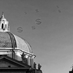 Roma tra le bolle