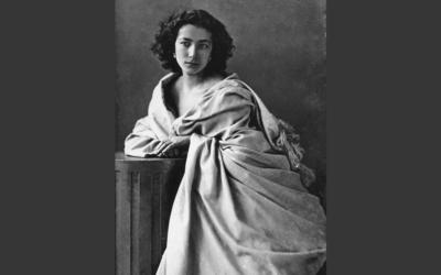 Sarah Bernhardt più famosa di Michael Jackson