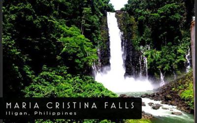 Maria Christina Falls