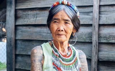 Whang-Od, The Last and Oldest Kalinga Tattoo Artist in the Philippines