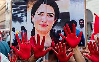 HEVRIN KHALAF, MARTIRE DELLA DEMOCRAZIA