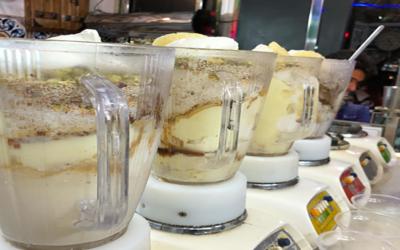 Milkshake all'iraniana…una bomba!