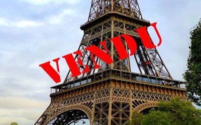 VICTOR: l'uomo che ha venduto la TOUR EIFFEL