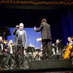 Magnifica serata della musica armena con l'Orchestra Nazionale dell'Iran