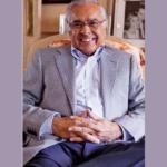 Arjun Waney, filantropo dell'anno