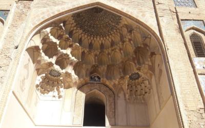 Moschea, Hammam, Bazar e Caravanserraglio tutto in un complesso!