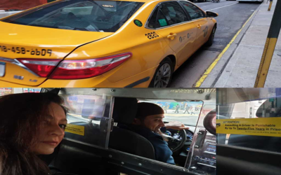 The Yellow Cab. Il giallo newyorkese.