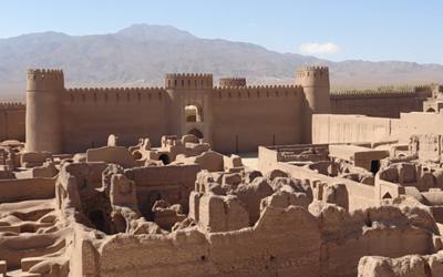 Rayen, una cittadella tutta d'argilla