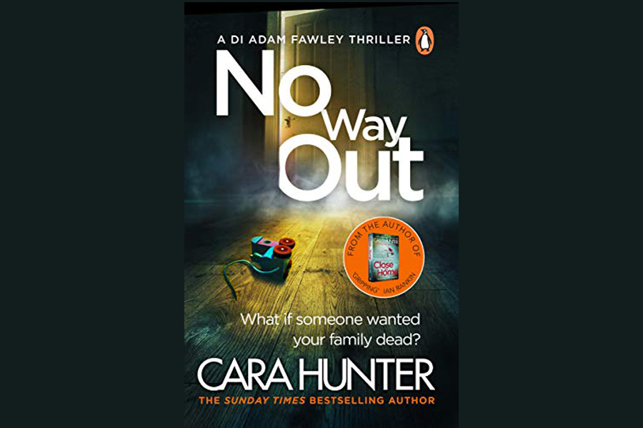 CARA HUNTER – NO WAY OUT