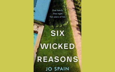 JO SPAIN – SIX WICKED REASONS