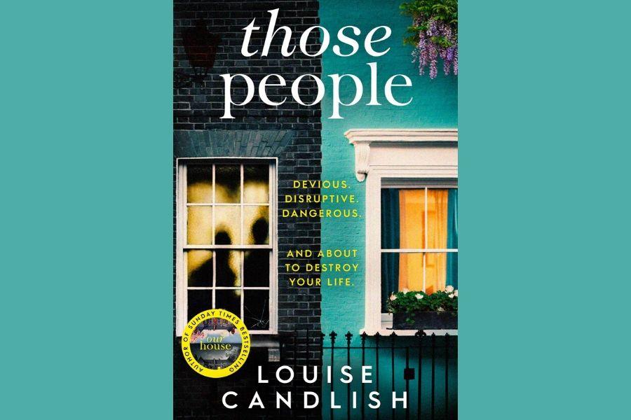 LOUISE CANDLISH – THOSE PEOPLE