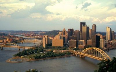 Pittsburg, la città dei ponti