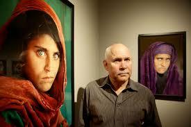 Steve McCurry per l'Italia