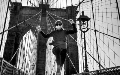 Il Ponte di Brooklyn, come non l'avete mai visto