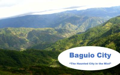MYSTERIOUS PLACES IN BAGUIO CITY, PHILIPPINES  La città filippina dei fantasmi