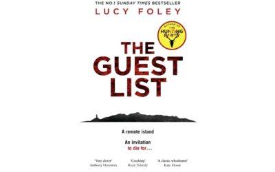 LUCY FOLEY – THE GUEST LIST  Un'irresistibile storia di suspence nel corso di un matrimonio omicida