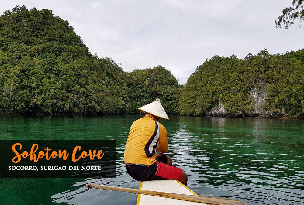 Sohoton Cove, Surigao del Norte