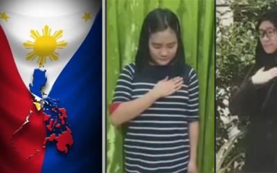 """""""BATING FILIPINO""""  Il nuovo modo di salutare filippino in tempo di Covid"""