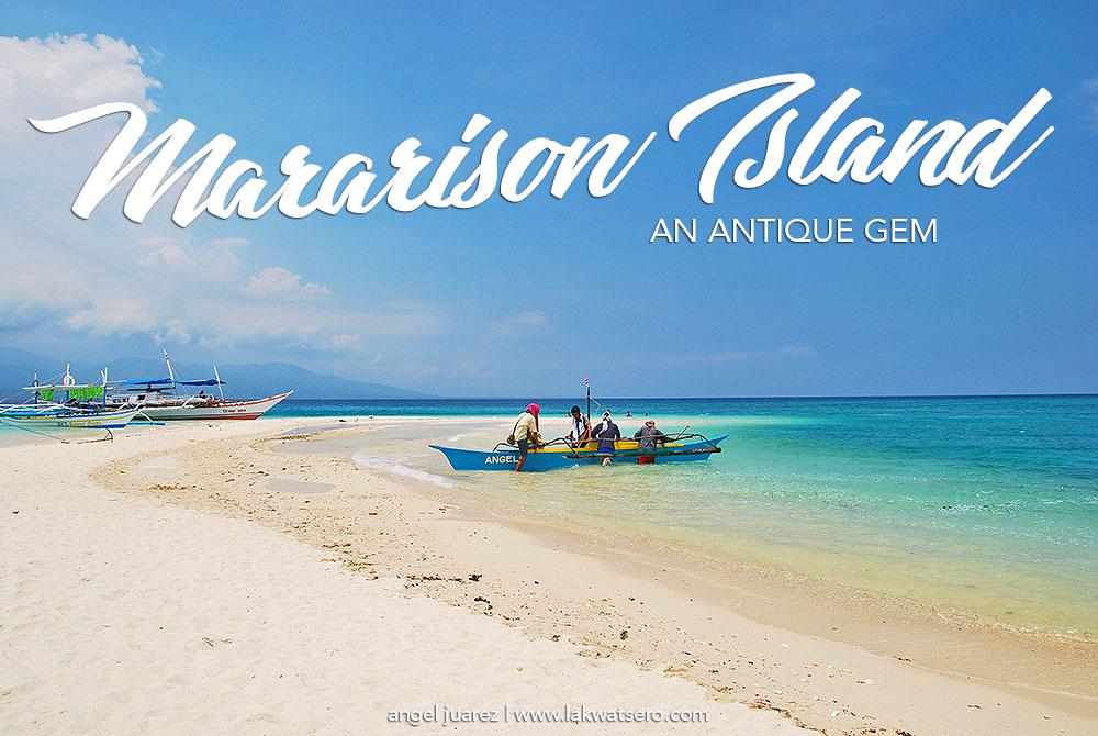 MARARISON ISLAND, ANTIQUE  L'isola filippina disobbediente