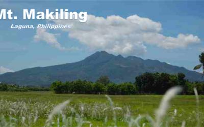 MOUNT MAKILING, LAGUNA – Il vulcano dormiente e lo spirito della montagna