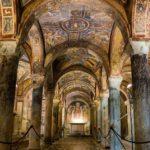 CRIPTA DI ANAGNI – La cappella Sistina del Medioevo
