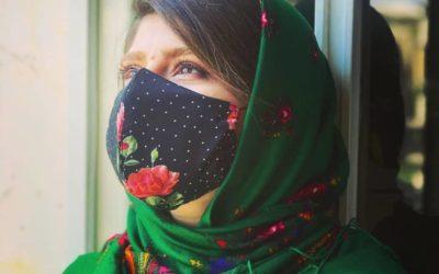 LE MASCHERINE – Il nuovo accessorio della moda anche in Iran