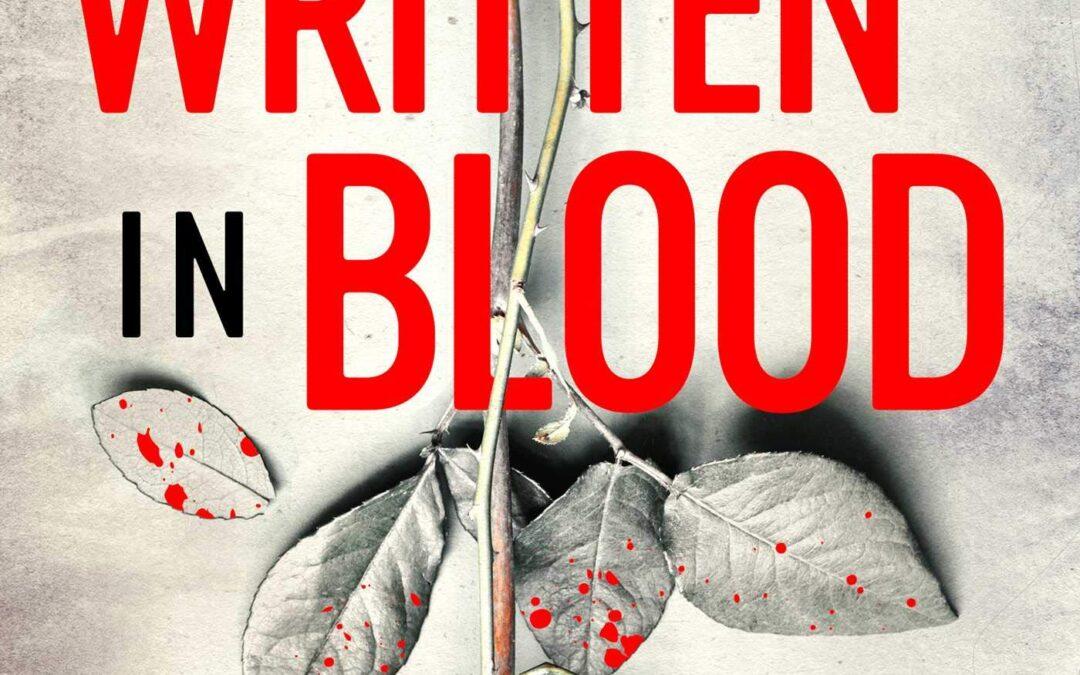 CHRIS CARTER – WRITTEN IN BLOOD