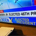 """ELEZIONI USA 2020 – Joe Biden: """"Sarò il presidente di tutti"""""""