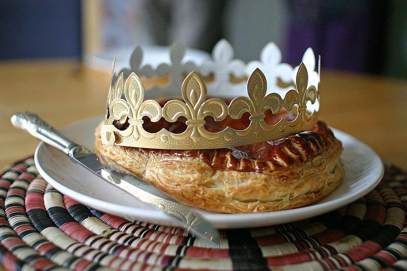 RE E REGINE PER UN GIORNO – La galette des rois