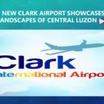 THE NEW CLARK AIRPORT SHOWCASES LANDSCAPES OF CENTRAL LUZON – L'aeroporto internazionale di Clark vi dà il benvenuto alle meraviglie di Luzon